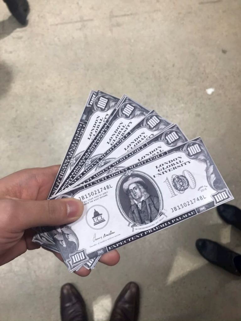 UCL Money